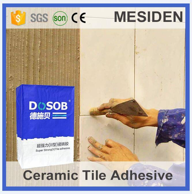 MESIDEN Cement-Based Ceramic Tile Adhesive/ Glue