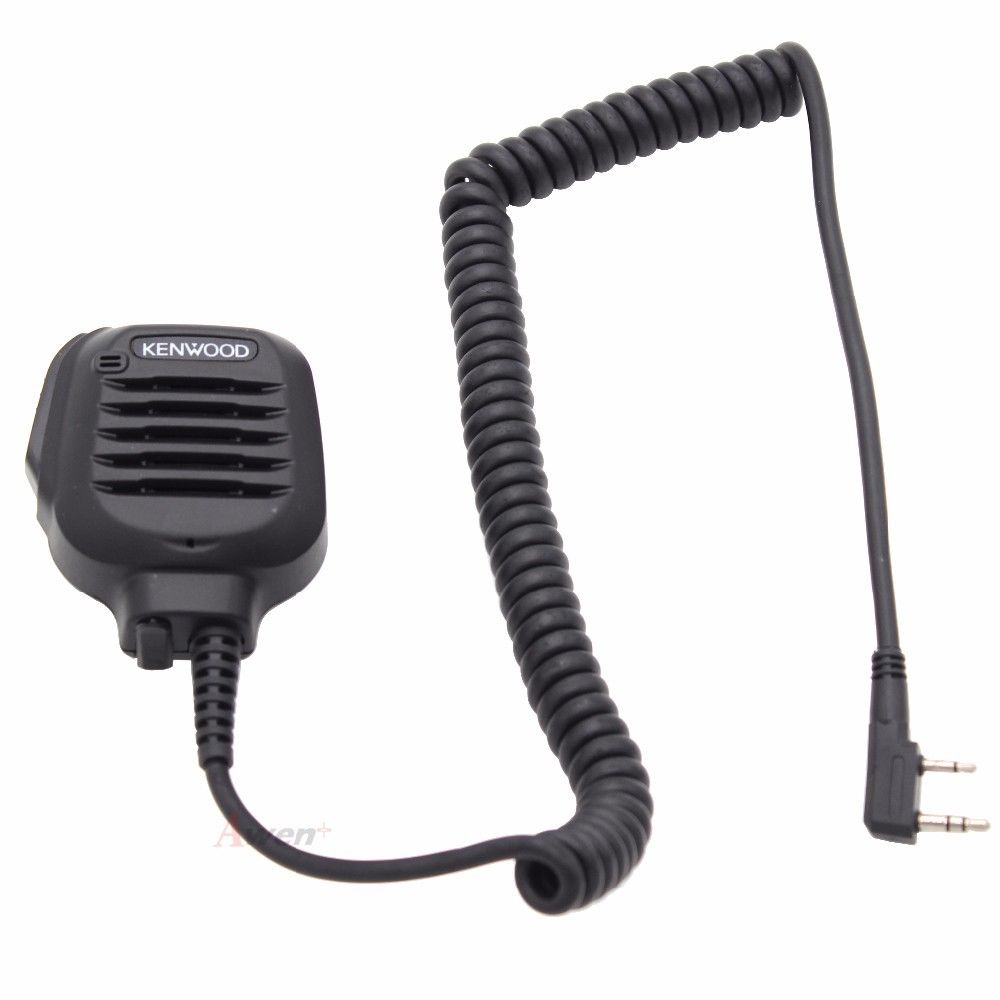 Speaker Microphone KMC-45 for Kenwood Radio TK430 TK2100 TK2102 TK2107 TK2160