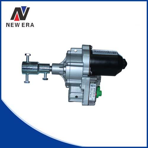 greenhouse ventilation roll up film motor