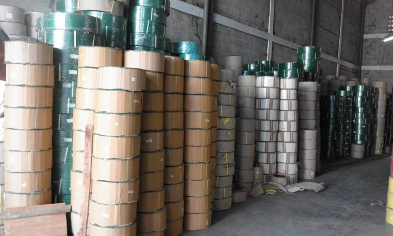 """PP (POLYPROPYLENE) STRAPPING BAND 5mm FULLY AUTO MACHINE """"TOYOBAND"""""""