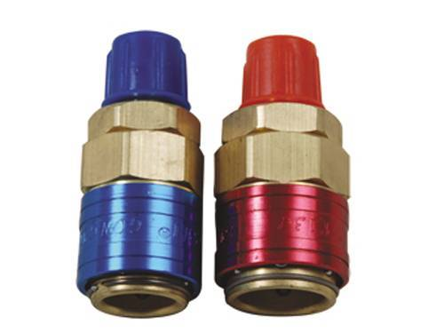 Refrigeration Quick Coupler (refrigeration spare parts, auto parts, air conditioning spare parts)