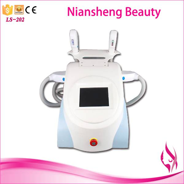2016 High quality hot selling opt shr e-light ipl hair removal machine