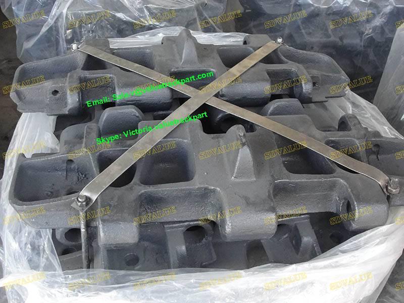 FUWA(FuShun) QUY35 Crawler Crane Track Shoe