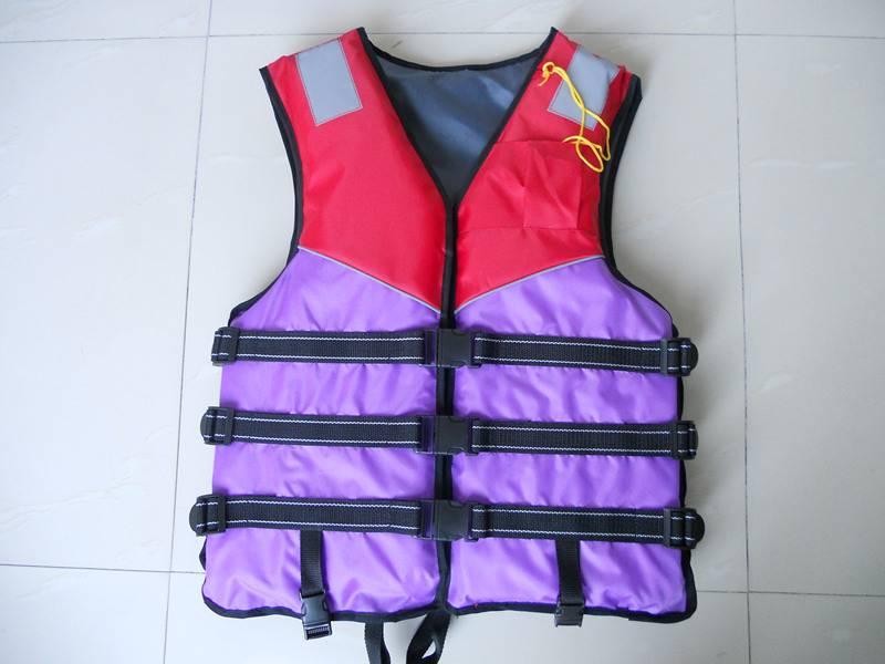 Marine life jacket work vest