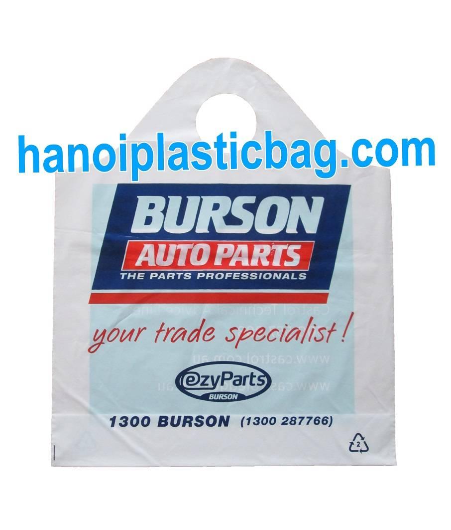 WAVE TOP PLASTIC BAG