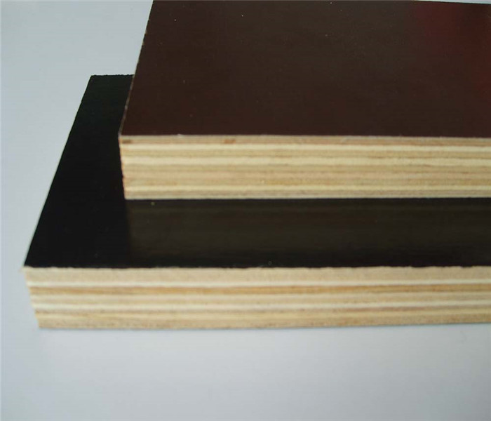 18mm black and brown film faced plywood for construction
