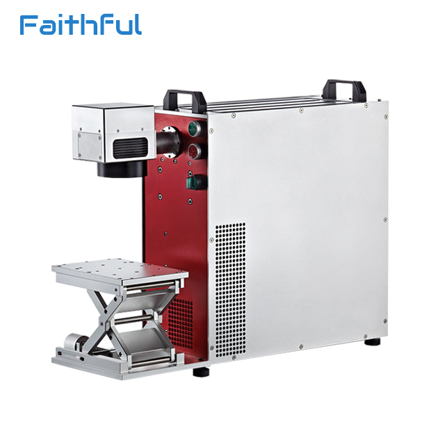 Pvc pipe portable laser printing machine for pens