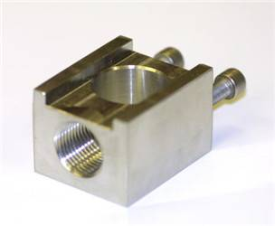 Waterjet cutting machine parts Fixing Bracket