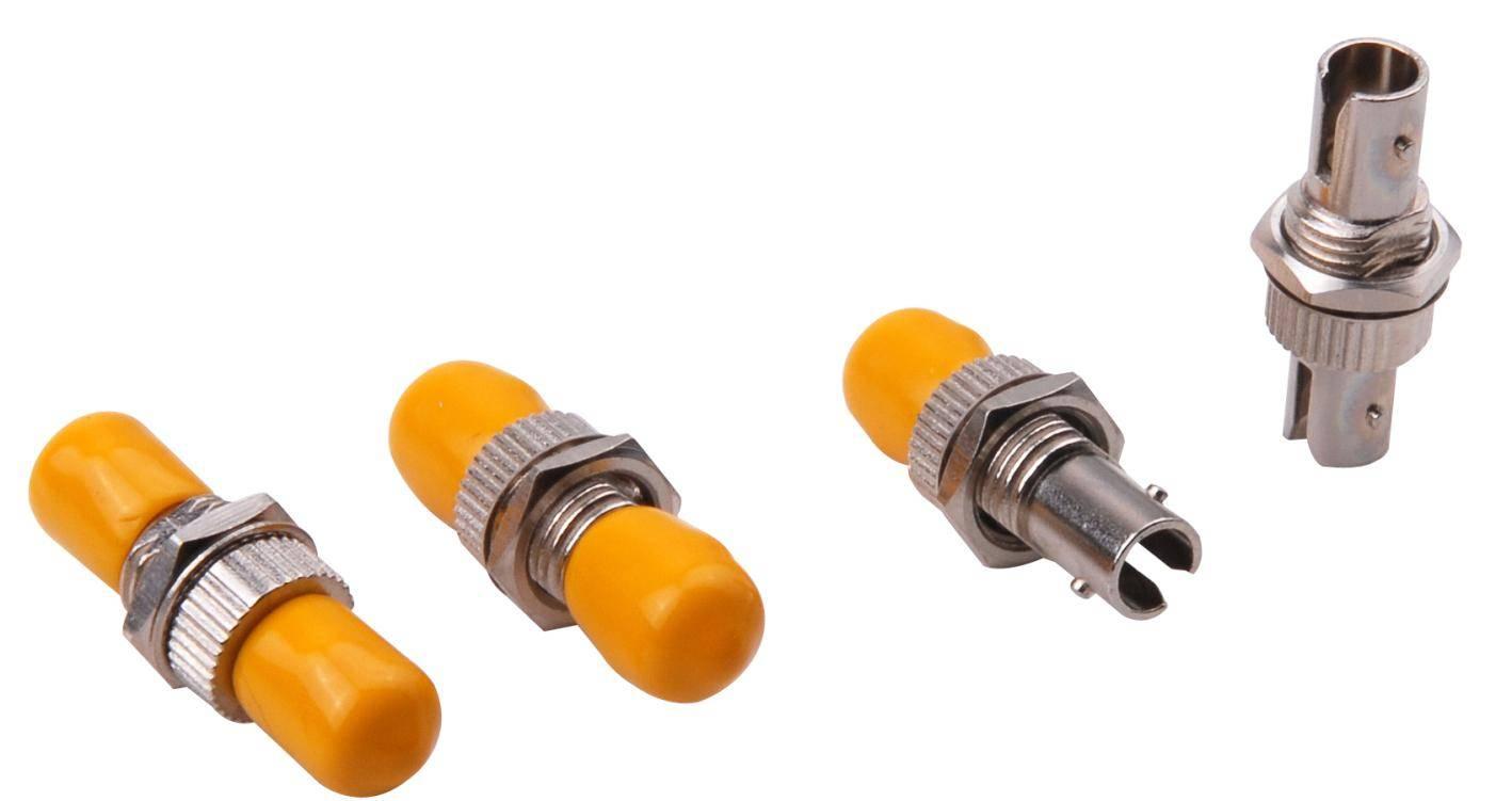 Fiber optic adapter ST/PC SX