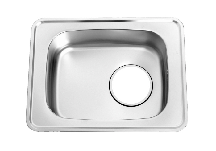Stainless steel sink(ISS 630X480)