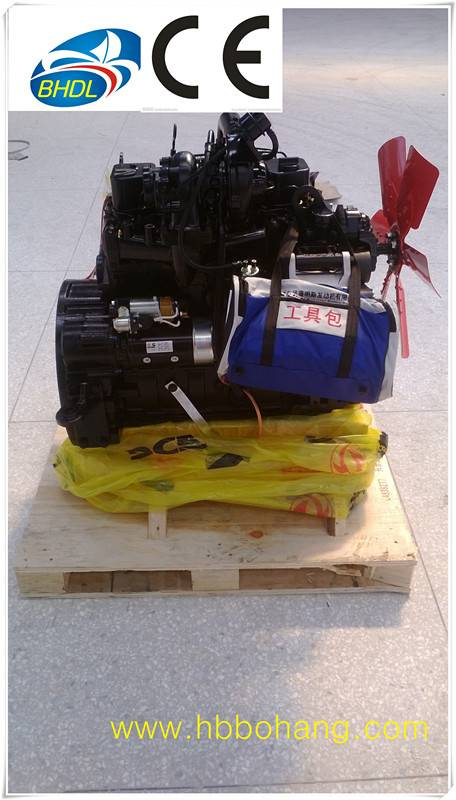 Cummins diesel engine 4bta3.9