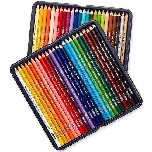 Plastic inner tray for pencil with black color