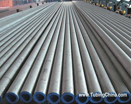 EN 10216-5 1.4410 Super Duplex Stainless Steel Tubing