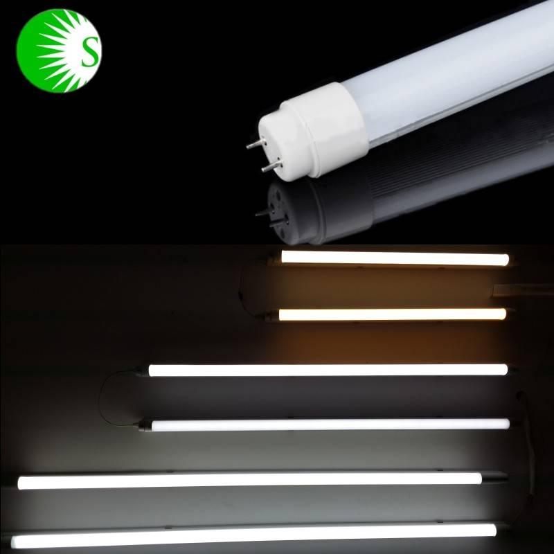 0.6m 0.9m 1.2m 1.5m tube light wide voltage AC85-265V CRI80 Epister led SMD2835 led tube light