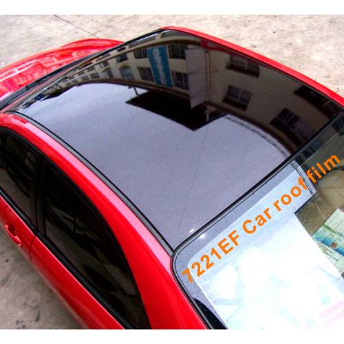 Car roof film