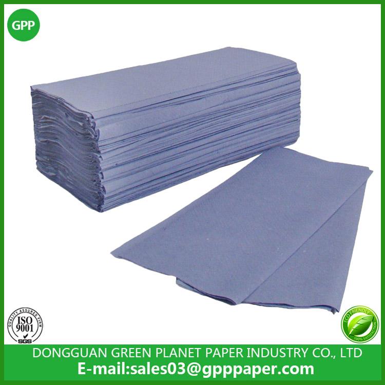 Premium Blue Multifold Paper Towel