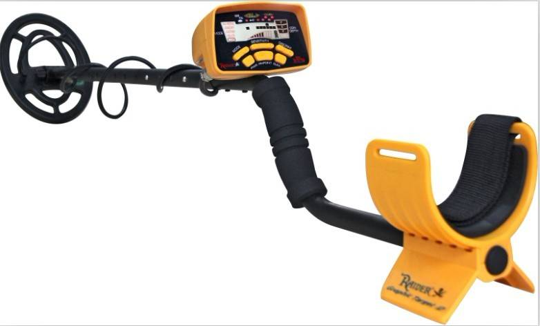 MD6250 wholesale metal detector with LCD display and headphone