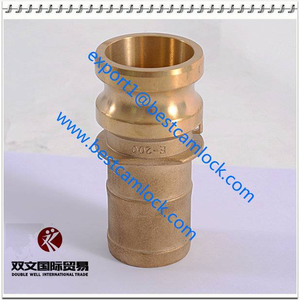Hot sale competitive cam and groove quick coupling manufacturerType E