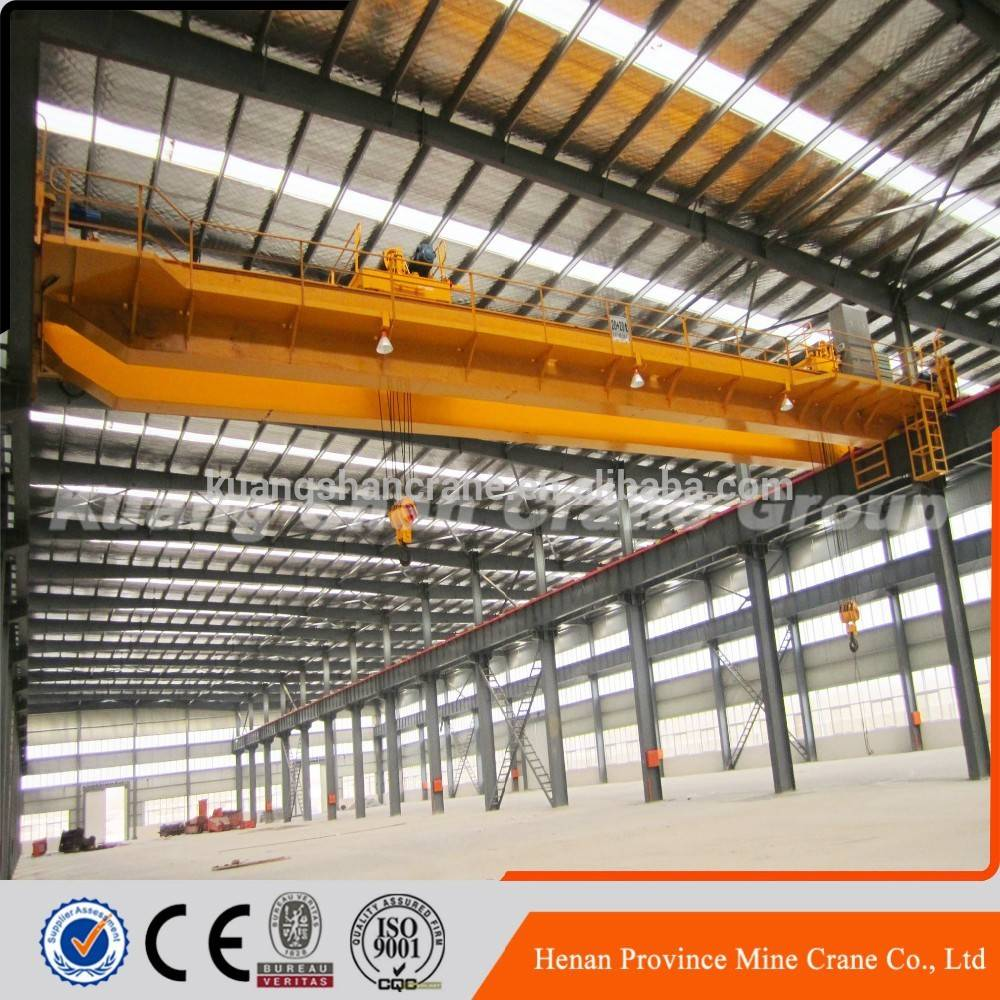 10 ton and 20ton double girder EOT crane