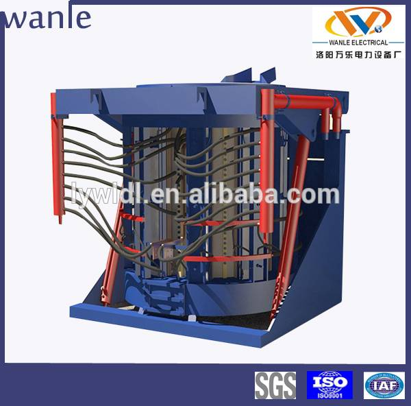 MF Melting Furnace Steel Shell