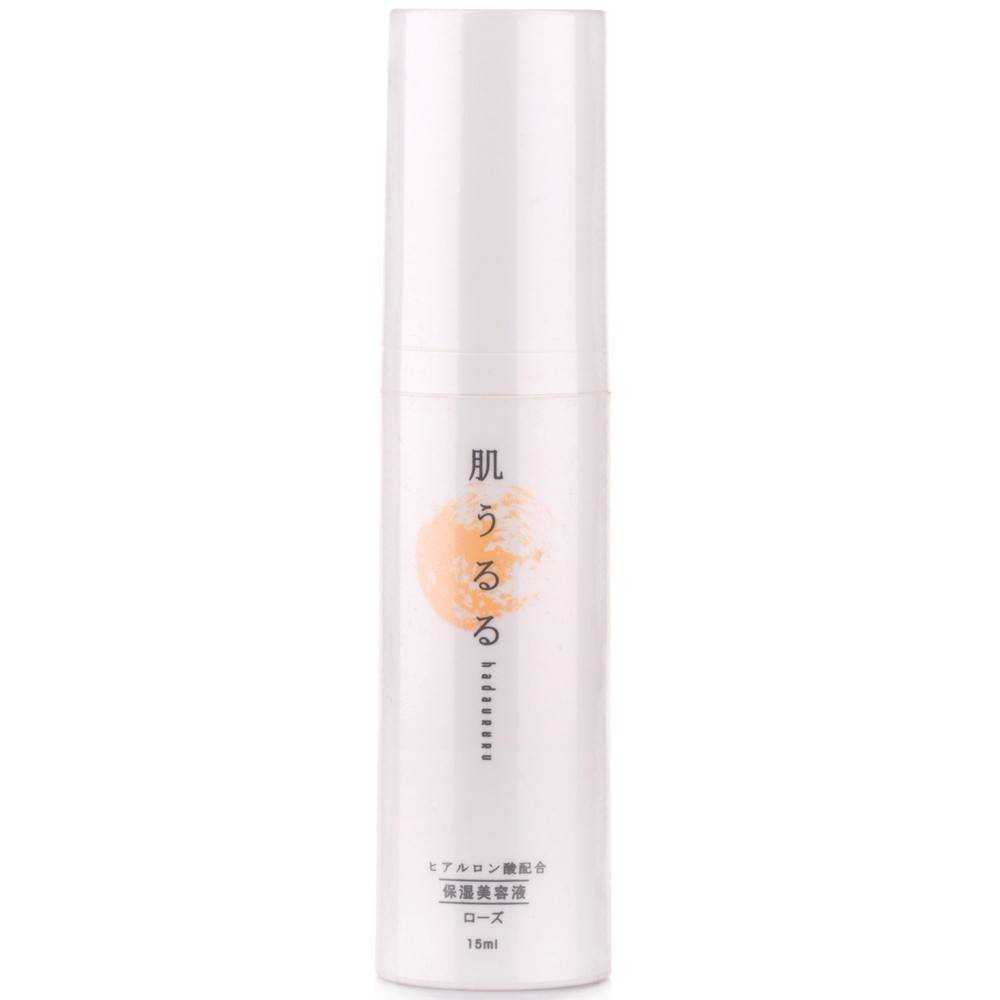 Face Serum Rose Moisturizing Anti Wrinkle Nourishing15ml hadaururu Japan Beauty Salons