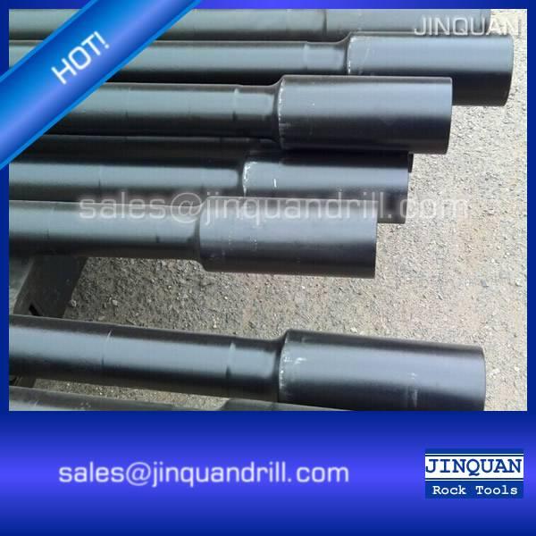 GT60 MF Drill Rod - threaded drill rod