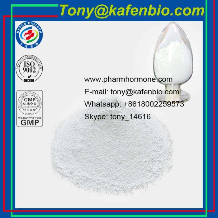 99% Purity Raw Steroid Powders CAS 1424-00-6 Mesterolone for Bodybuilding Steroids