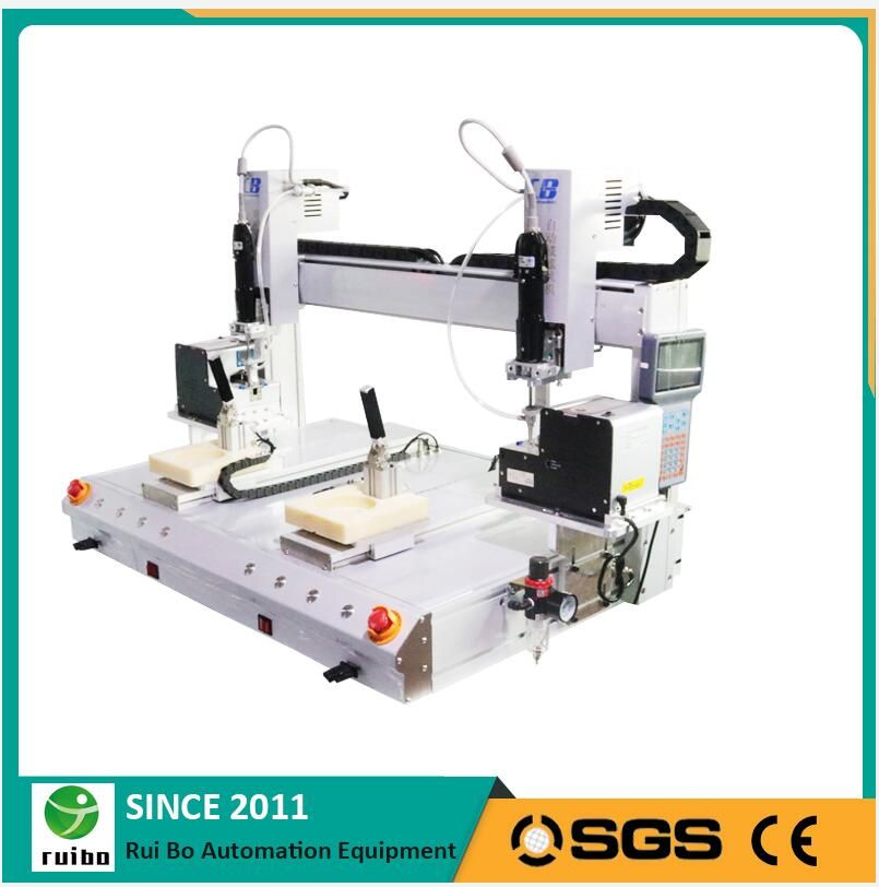 Automatic Screwdriver Machine For Electronics Product Line