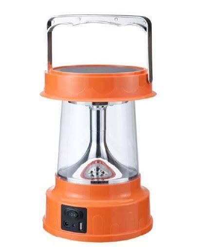 Solar lantern with 6pcs super bright LED