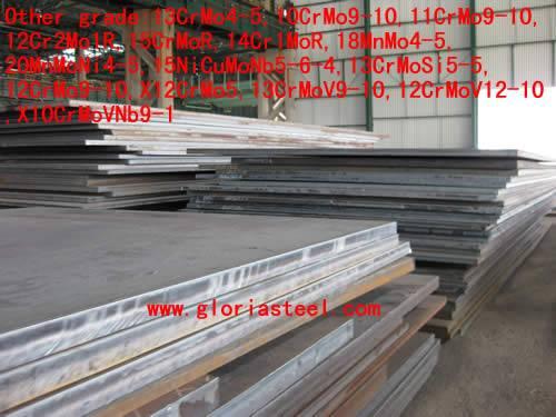 SA387Gr11C12/12Cr2Mo1R-----Hydrogen sulfide corrosion-- resistant steel plate