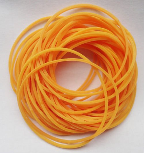 Natural rubber band - High quality, durable rubber band - Made in Vietnam