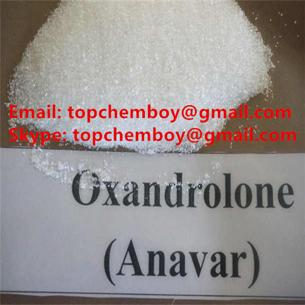 Oral Anabolic Steroids Oxandrolone/Anavar Powder For Increasing Muscle Hardness