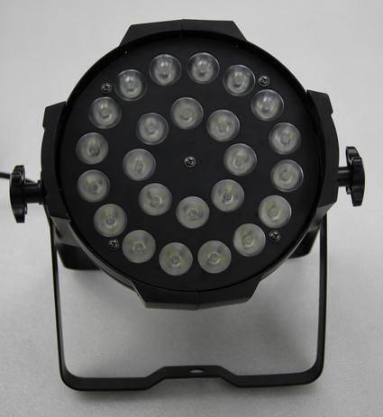 24*3W RGB Tri-color 3in1  LED Par Light
