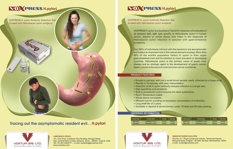 Voxpress H.pylori Test