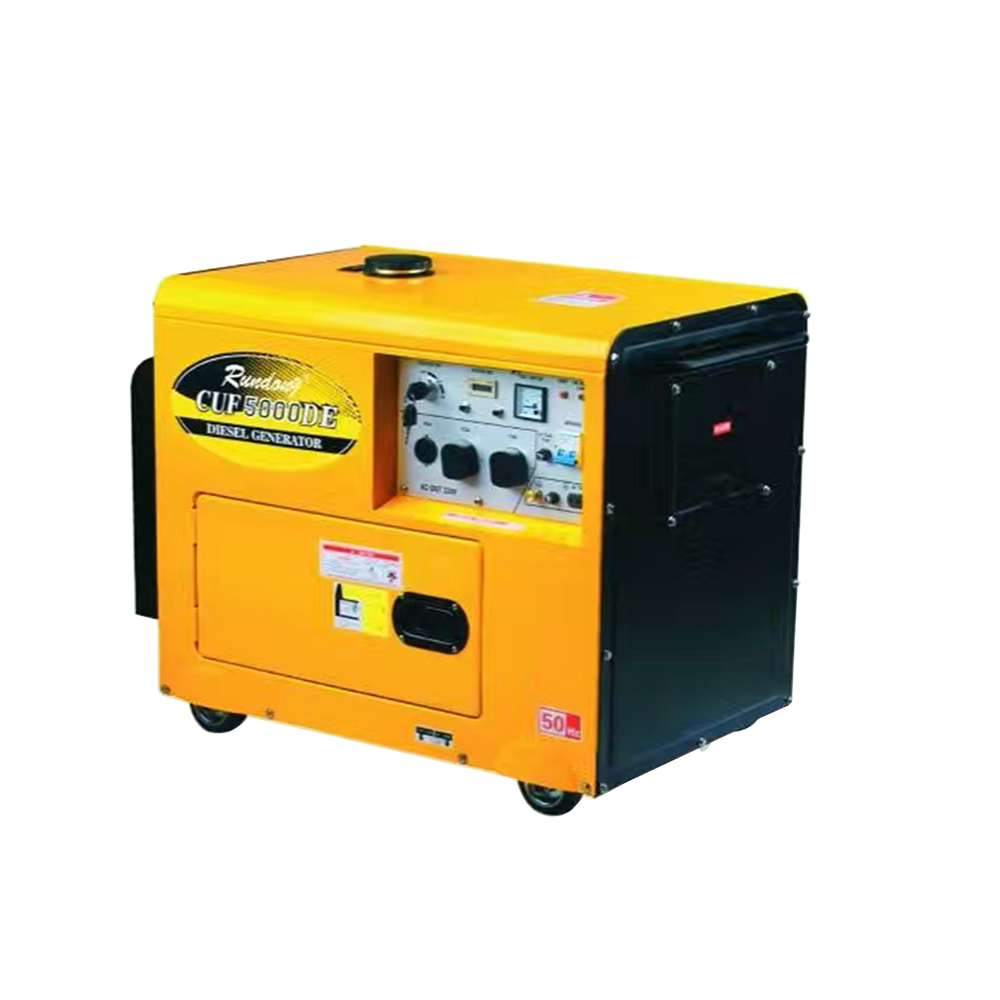 CHANGCHAI small silent generator home use