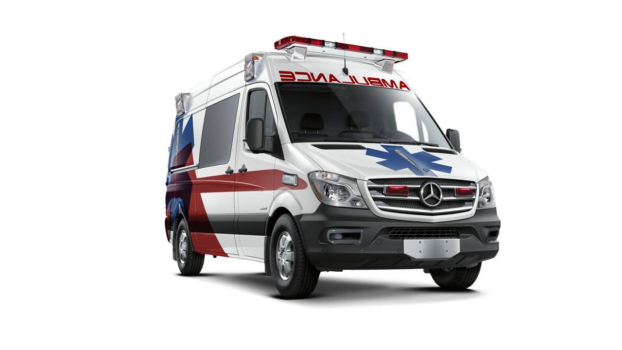 Mercedes Benz Sprinter 313 Ambulance