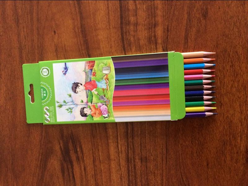 Plastic Mini Color Pencil