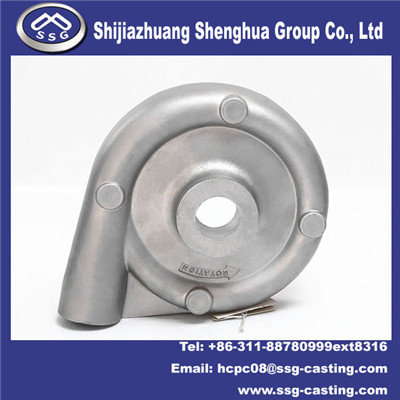 Investment Casting Pump Parts Centrifugal Pump
