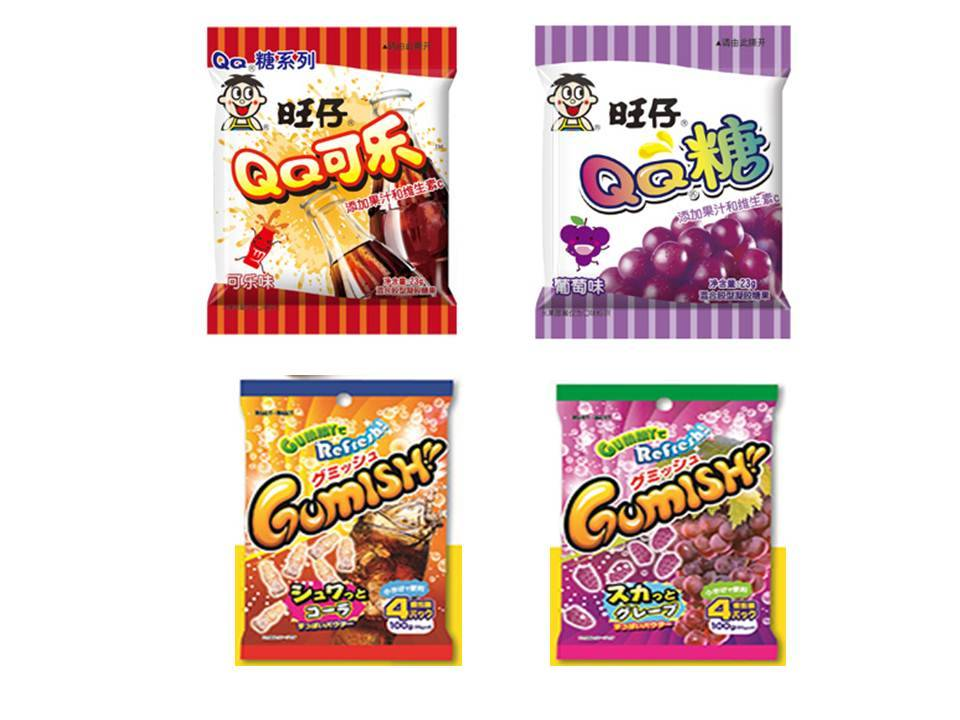 Gummy Candy Jelly Gummy Jelly Candy (OEM Available)