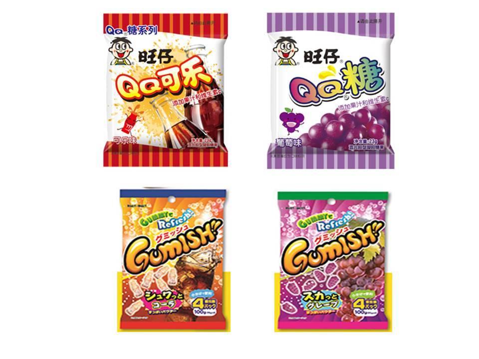 Gummy Candy Jelly Gummy Jelly Candy (OEM Available)