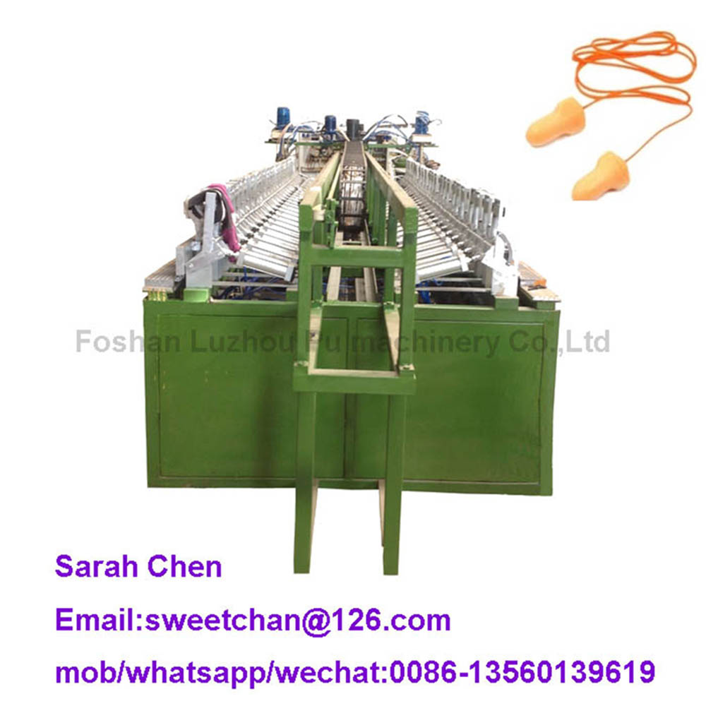 PU ear plug making machine/ear plug injection machine