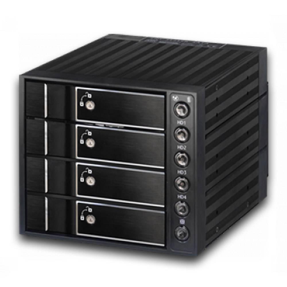 4*2.5/3.5 SATA HDD (SSD) in 5.25 Bay for RAID