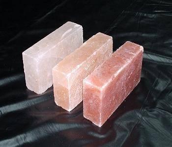 Salt Tile and Bricks