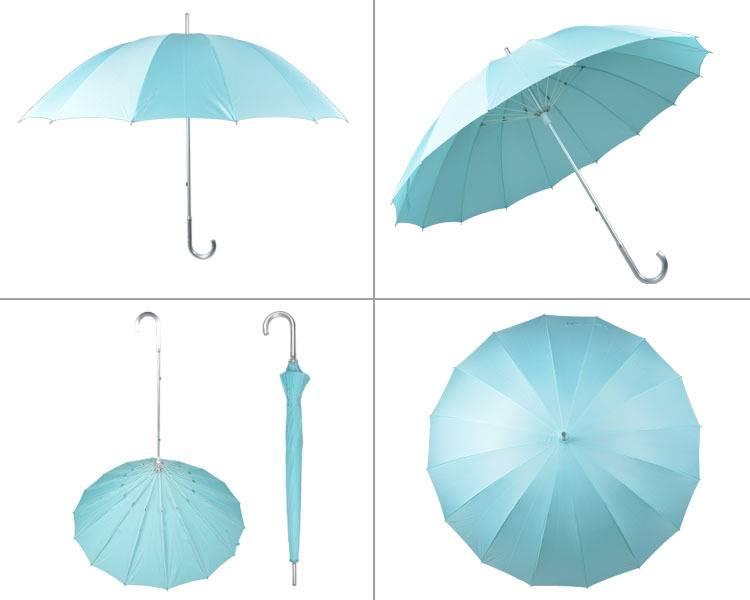Safe walking stick umbrella cane umbrella for old people