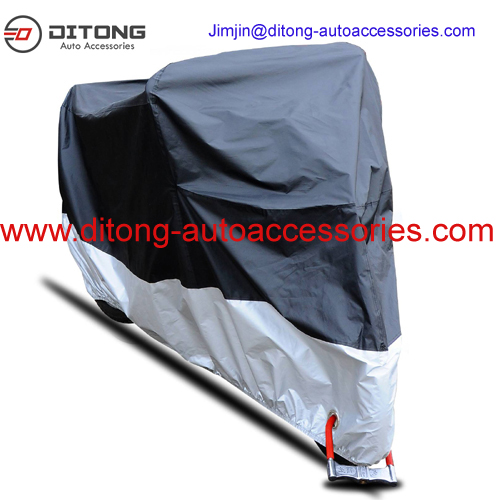 190T Polyester Anti-Thelf Motorcycle Cover