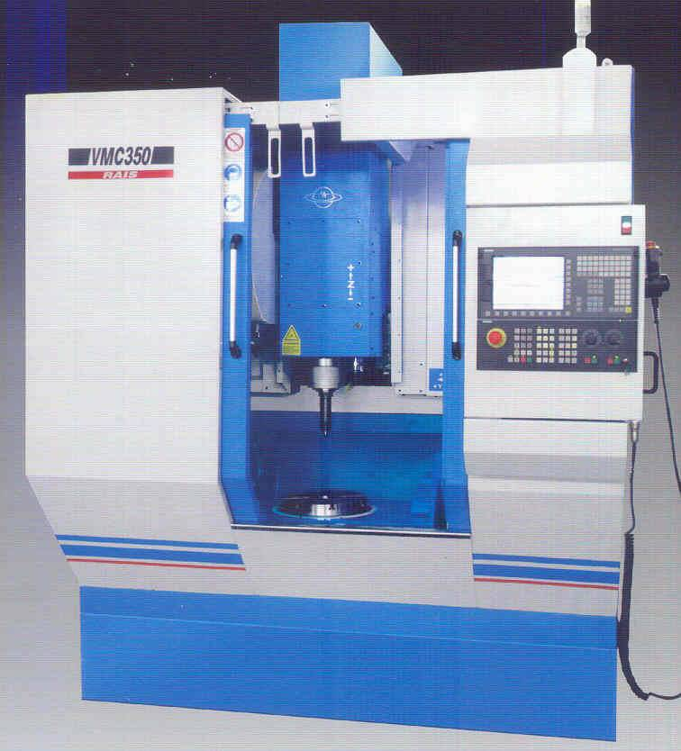 5-axis CNC Vertical machining center