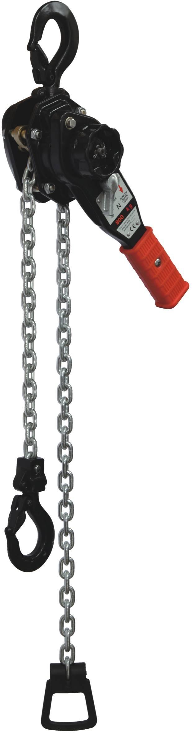 LH-C Series Lever Hoist Lever Chain Block Crane 0.75t-9t