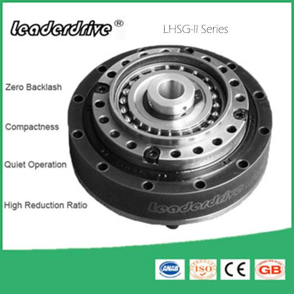 LHSG-II Series Harmonic Gear Speed Reducer for medical equipment