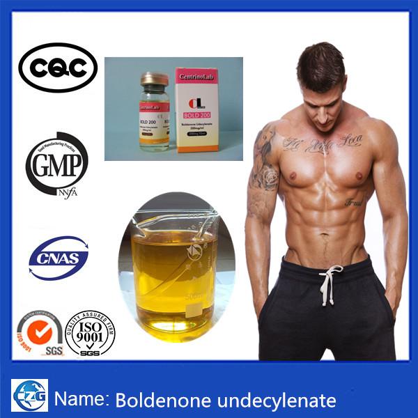 Undecylenate 99% USP Grade Steroid Boldenone Udecylenate