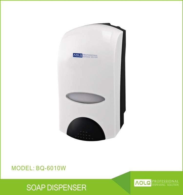 hotel foam hand wall mounted liquid soap dispenser
